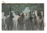 The Horsechestnut Tree Avenue Carry-all Pouch