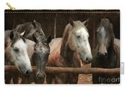 The Horses Carry-all Pouch