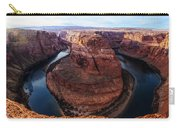 The Horseshoe River At Ultra High Resolution Carry-all Pouch