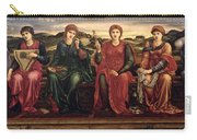 The Hours, 1870-82 Carry-all Pouch