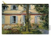 The House At Rueil Carry-all Pouch