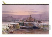 The House By The Canal Carry-all Pouch