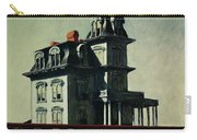 The House By The Railroad Carry-all Pouch