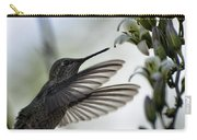 The Hummingbird  Carry-all Pouch