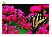 The Hungry Butterfly Carry-all Pouch