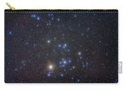 The Hyades Cluster With Aldebaran Carry-all Pouch