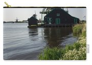 The Iconic Windmills Of  Holland  Carry-all Pouch