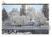 The Idaho Falls Temple Carry-all Pouch
