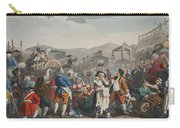 The Idle Prentice Executed At Tyburn Carry-all Pouch