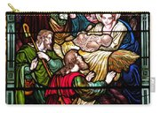 The Incarnation - Madonna And Child Carry-all Pouch