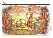 The Indian Tribe Carry-all Pouch
