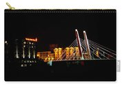 The Iron Horse And 6th Street Bridge Carry-all Pouch