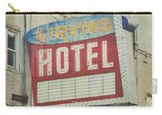 The Irving Hotel In Chicago Carry-all Pouch