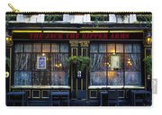 The Jack The Ripper Pub Carry-all Pouch