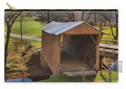The Jacks Creek Covered Bridge Carry-all Pouch