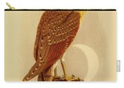 The Java Owl Cassell Carry-all Pouch