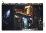 The Jazz Estate Nightclub Carry-all Pouch