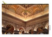 The Jefferson Building Library Of Congress Carry-all Pouch