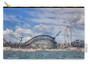 The Jersey Shore Carry-all Pouch by Lori Deiter
