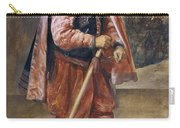 The Jester Named Don John Of Austria Carry-all Pouch