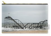 The Jetstar Rollercoaster In Seaside Heights Nj Carry-all Pouch