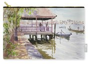 The Jetty Cochin Carry-all Pouch by Lucy Willis