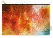 The Journey - Abstract Art By Sharon Cummings Carry-all Pouch