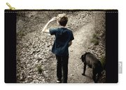 The Journey Together Carry-all Pouch