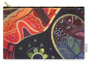 The Joy Of Design II Carry-all Pouch by Helena Tiainen