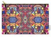 The Joy Of Design Mandala Series Puzzle 3 Arrangement 1 Carry-all Pouch