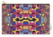 The Joy Of Design Mandala Series Puzzle 3 Arrangement 4 Carry-all Pouch