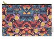The Joy Of Design Mandala Series Puzzle 5 Arrangement 1 Carry-all Pouch