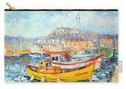 The Kalk Bay Harbour Carry-all Pouch