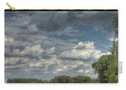 The Katy Trail Carry-all Pouch by Jane Linders