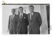 The Kennedy Brothers Carry-all Pouch
