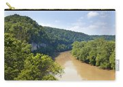 The Kentucky River Carry-all Pouch