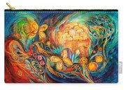 The Key Of Jerusalem Carry-all Pouch