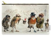 The Kindly Robin Carry-all Pouch