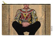 The King Of Hearts Carry-all Pouch