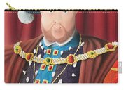 The Kings Head Carry-all Pouch