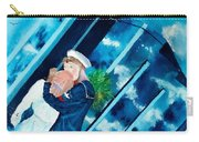 The Kiss At One Tower Carry-all Pouch