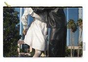 The Kiss - Sailor And Nurse - Sarasota  Carry-all Pouch