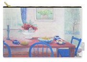 The Kitchen Table Laid For Lunch Carry-all Pouch
