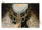 The Kitchener Portrait Of Queen Carry-all Pouch