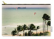 The Kite Surfers Carry-all Pouch