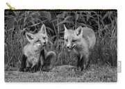 The Kits Monochrome Carry-all Pouch