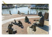 The Kunta Kinte-alex Haley Memorial In Annapolis Carry-all Pouch