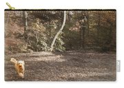 The Labradoodle On The Go Carry-all Pouch