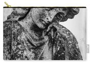 The Lady In Mourning 03 Bw Carry-all Pouch