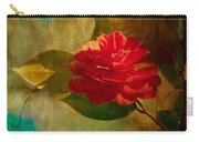 The Lady Of The Camellias Carry-all Pouch by Loriental Photography